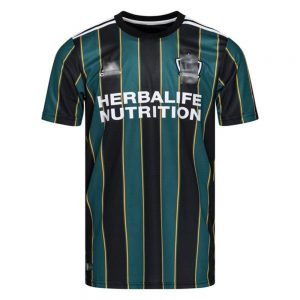 camiseta visitante angeles galaxy 2022