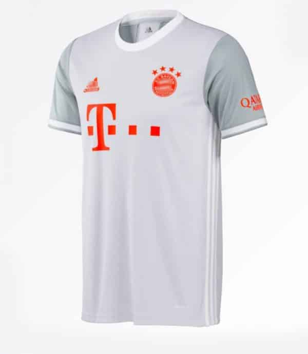 camiseta gris bayer munich