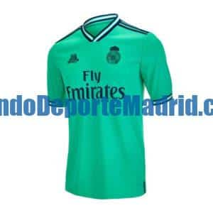 camiseta real madrid 3º equipacion 2020