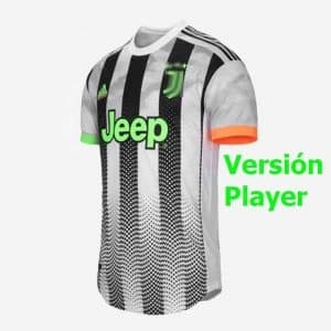 camiseta juventus palace version player