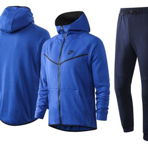 chandal nike azul intenso