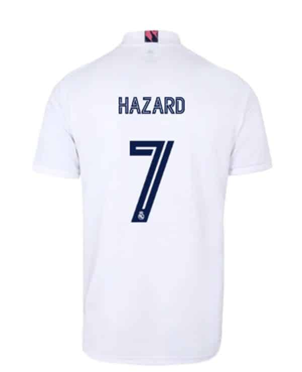 camiseta real madrid hazard local barata