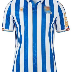 camiseta real sociedad final de copa